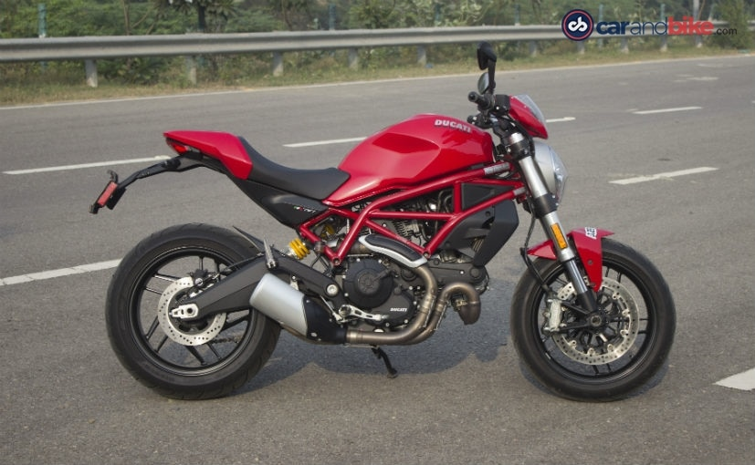 Ducati Monster 797 Plus All You Need To Know Ndtv Carandbike