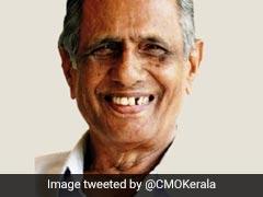 Veteran CPI Leader E Chandrasekharan Nair Passes Away