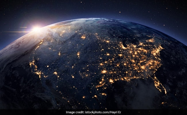 earth from space istock