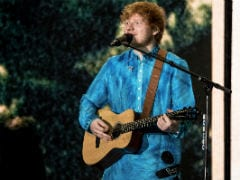 Watch: Ed Sheeran's '<i>Perfect</i>' Gig At Mumbai Concert
