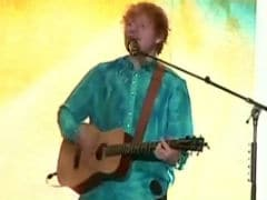 Ed Sheeran Mumbai India Highlights: Ed Sheeran Ends With A Bang