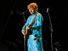 Ed Sheeran Came, Sang, Conquered, Ate <i>Chicken Tikka</i> And <I>Chhole Bhature</i>