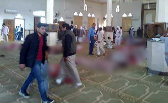 मिस्र में मस्जिद में हुए आतंकी हमले में मरने वाले लोगों की संख्या 305 हुई