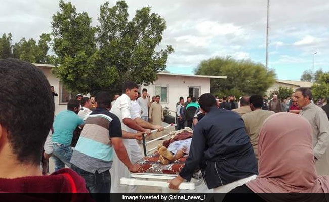 Egypt Mosque Attack: At Least 155 Killed, Over 100 Injured In North Sinai