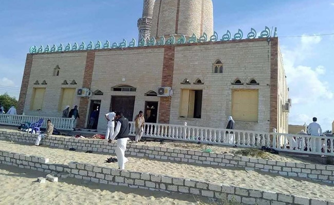 ISIS Warned Egypt Mosque Before Massacre, Says Sufi Sheikh