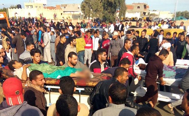 भारत ने मिस्र में हुए आतंकवादी हमले की भारत ने की निंदा