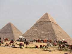Exploring Egypt's Great Pyramid From The Inside, Virtually