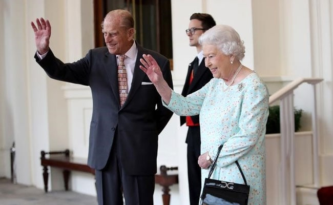 Britain's Queen Elizabeth And Prince Philip Celebrate Platinum Wedding Anniversary