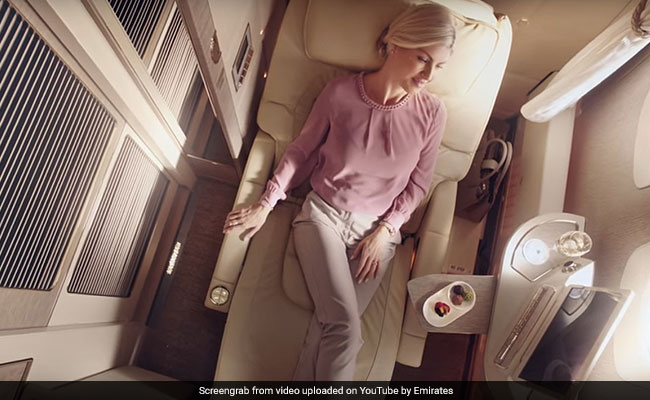 Exactly How Fancy Is New First Class In Emirates? Take A Look Here