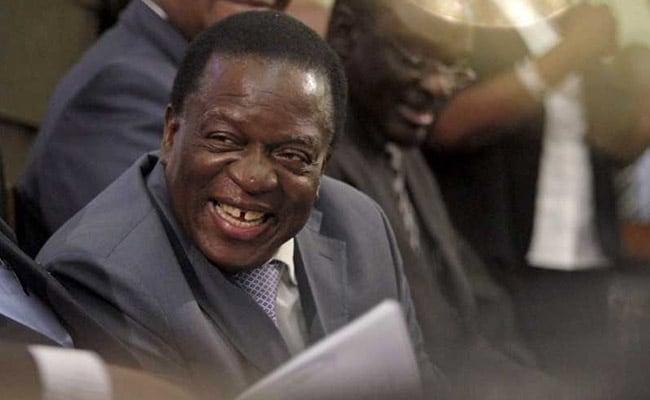 जिम्बाब्वे के नए राष्ट्रपति ने कहा, हमें देश में शांति व रोजगार चाहिए
