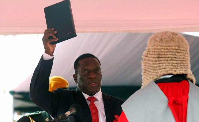 Zimbabwe Stadium Blast Was Assassination Attempt on President Mnangagwa: Government