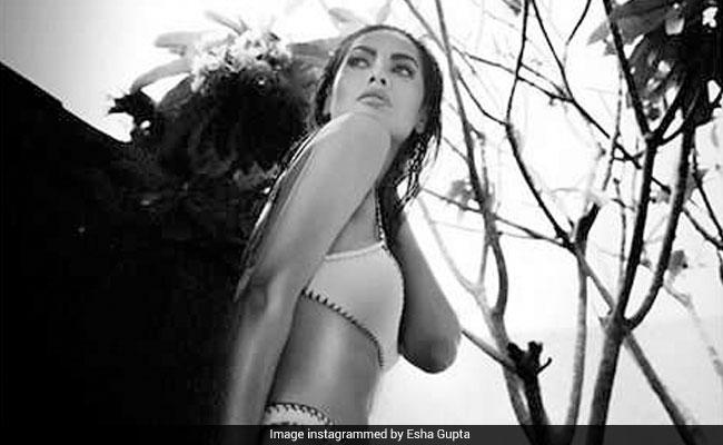 Esha Gupta's New Pics Get Some Hate, Whole Lotta Love