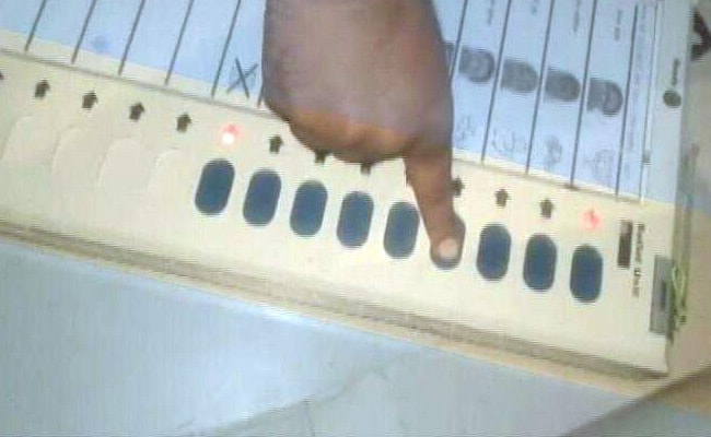 Electronic Voting Machine Tampering Accusations In UP Local Body Polls