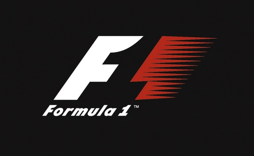 The current F1 logo was designed by Carter Wong Design in 1994