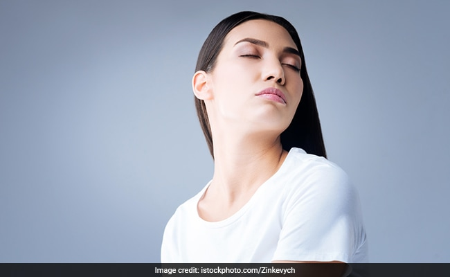 face yoga helps in relaxation of face muscles