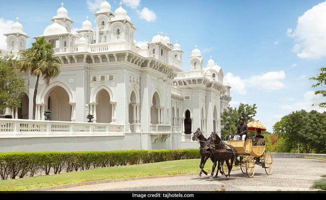 falaknuma palace hyderabad buggy web