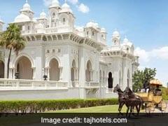 All About Hyderabad's Falaknuma Palace Where PM Modi, Ivanka Trump Will Dine