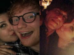 Ed Sheeran Lights Up Farah Khan's Party With Shah Rukh Khan And Others. See Pics