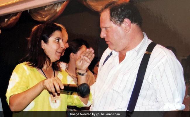 हॉलीवुड के जिस प्रोड्यूसर पर यौन शोषण के कई आरोप, क्या कर रही हैं फराह खान उनके साथ