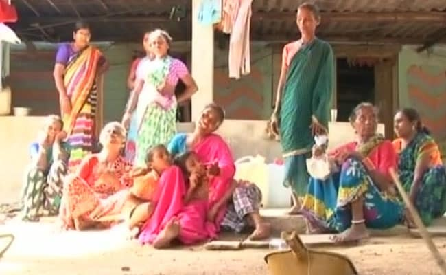 After Selling Crop At A Loss, Telangana Farmers Return Home With Pesticide