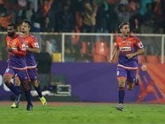 Indian Super League: FC Pune City Rally To Win 2-1 Against Mumbai City FC