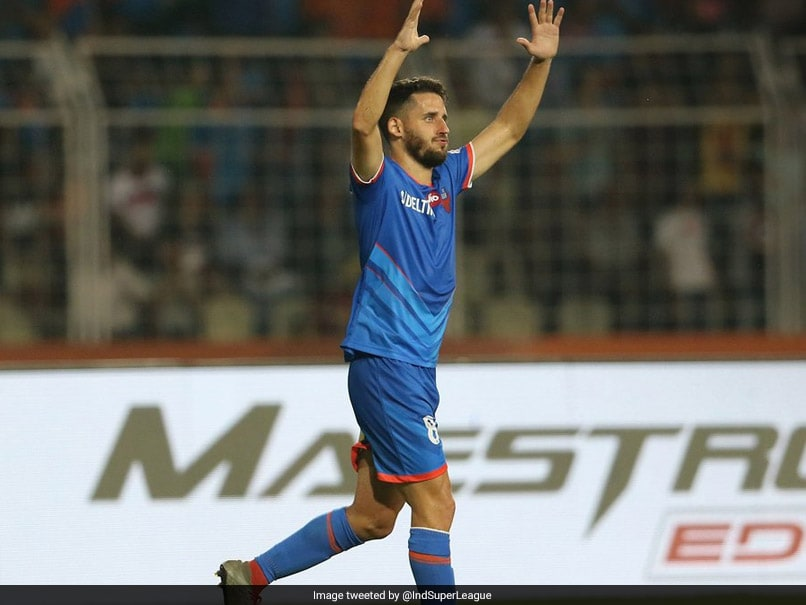Indian Super League: FC Goa Beat 10-Man Bengaluru FC In A Thriller