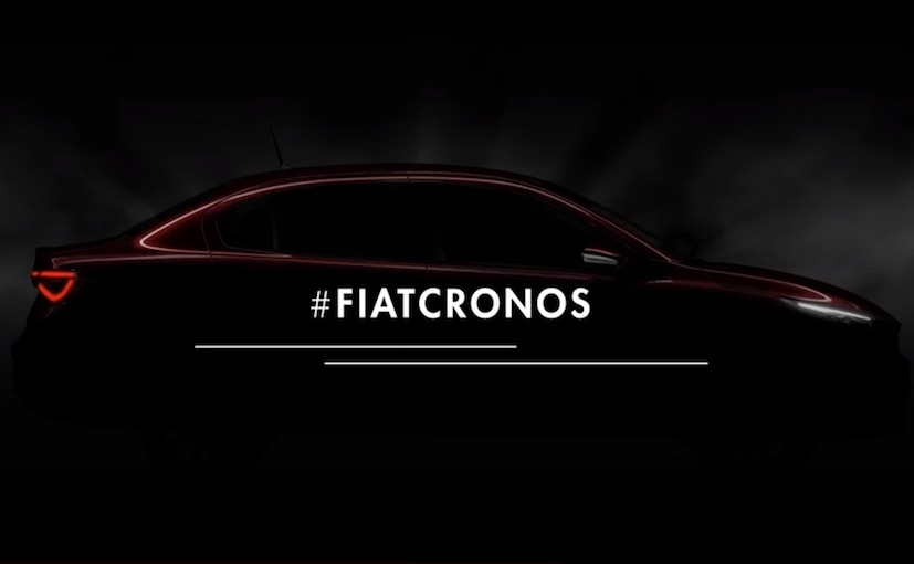 Fiat Cronos Linea Successor Teased In New Video For Brazil Ndtv
