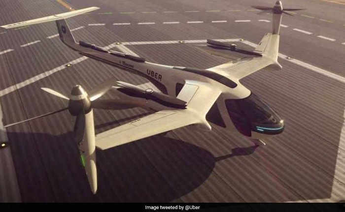 Uber Collaborates With NASA To Develop Flying Taxis