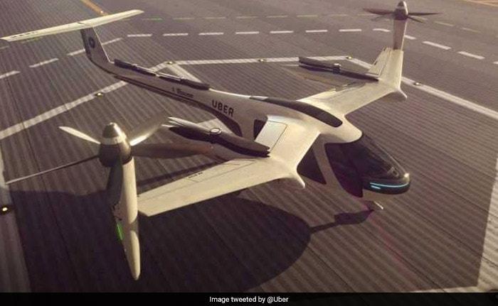 'उबर एयर' पायलट योजना के विकास के लिए उबर ने मिलाया नासा से हाथ