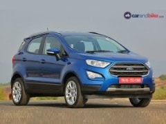 2017 Ford EcoSport: Variants Explained In Detail