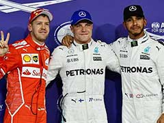 Abu Dhabi Grand Prix: Valtteri Bottas Beats Lewis Hamilton To Take Pole
