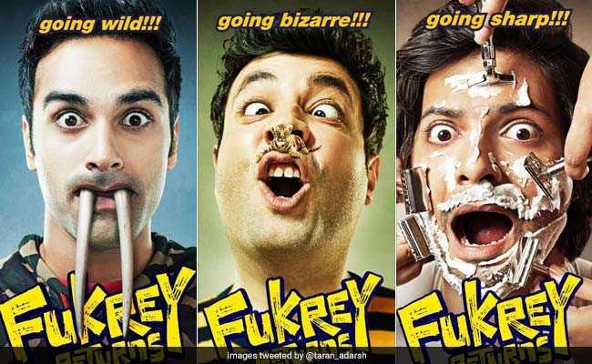 Fukrey Returns के नए Poster हुए रिलीज, 'भोली पंजाबन' का अनोखा अंदाज
