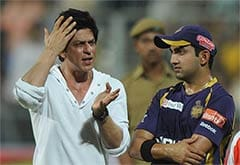 Gautam Gambhir Faces Daughter's Bowling, Shah Rukh Khan Asks Her To Bowl For KKR