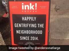 A Coffee Shop Celebrated Gentrification - And Is Now Profusely Apologising
