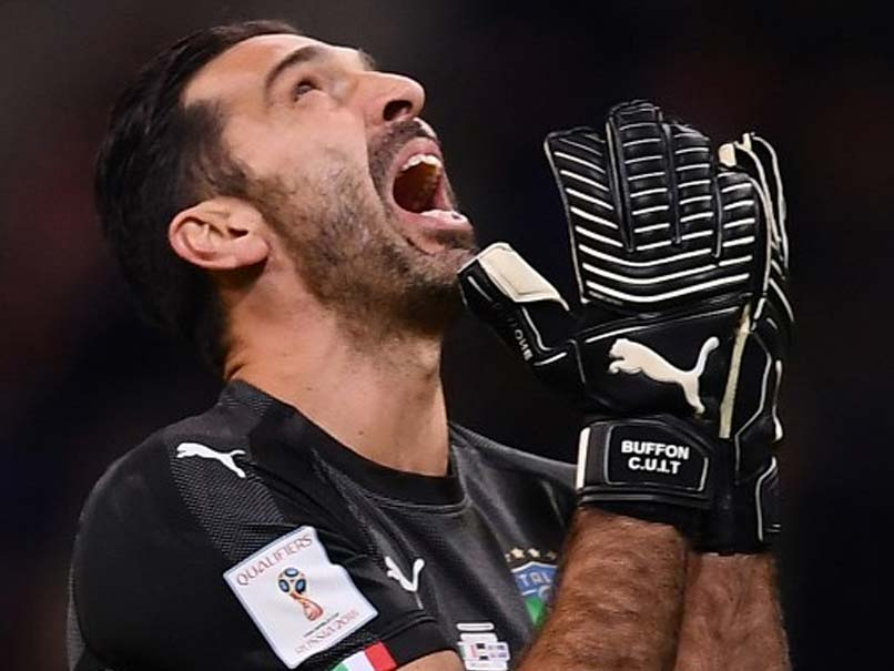 Gianluigi Buffon Ends International Career, Says Sorry For Italy After World Cup Failure