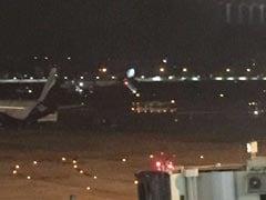 बम की सूचना के बाद कोलकाता एयरपोर्ट पर प्लेन की इमरजेंसी लैंडिंग