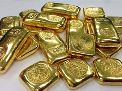 Officials Seize 42 Kg Of Smuggled Gold, Arrest 10 People