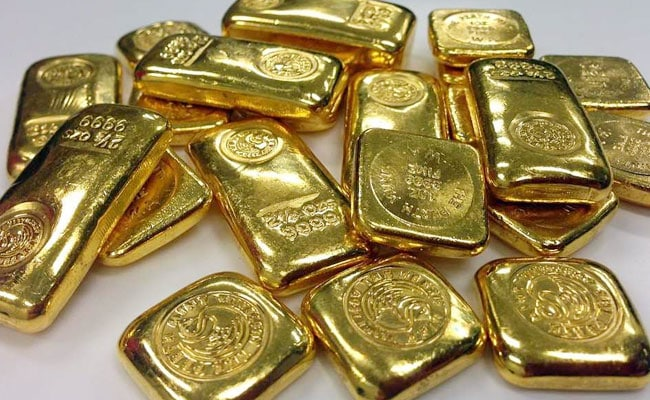 Gold Prices Jump To Near Four-Month High As Dollar Falls Sharply