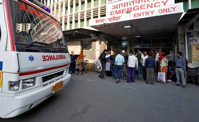 government hospital delhi reuters