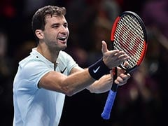 ATP World Tour Finals: Grigor Dimitrov Beats Dominic Thiem