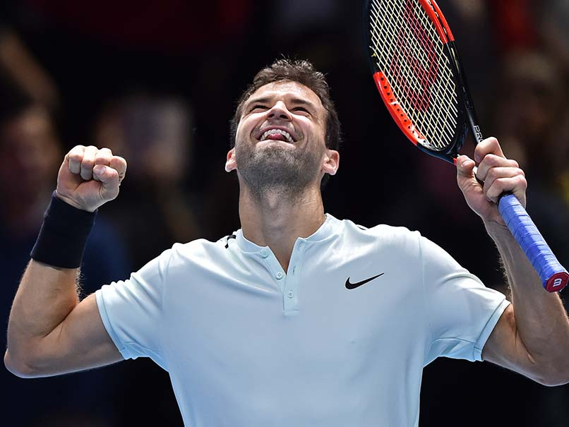 ATP Finals: Grigor Dimitrov Says He Is Not
