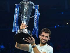 ATP World Tour Finals: Grigor Dimitrov Beats David Goffin To Clinch Title
