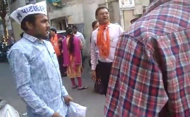 गुजरात विधानसभा चुनाव 2017: पाटीदारों का नारा, 'सरदार ने भगाया गोरों को, हम भगाएंगे चोरों को'