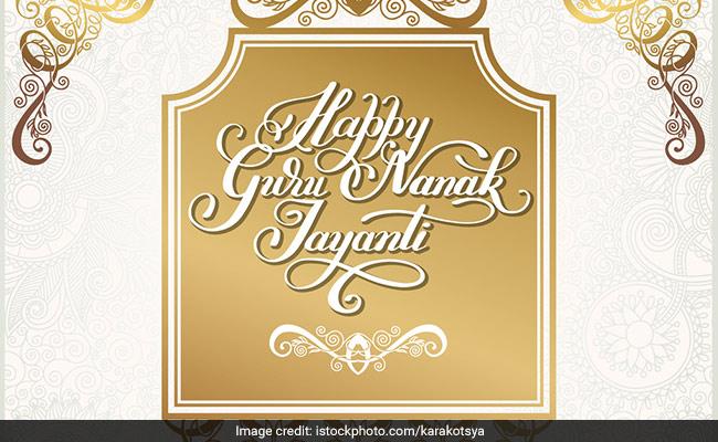 gurpurab messages guru nanak jayanti