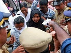 'I Want To Meet My Husband,' Is All Hadiya Says As She Leaves Delhi