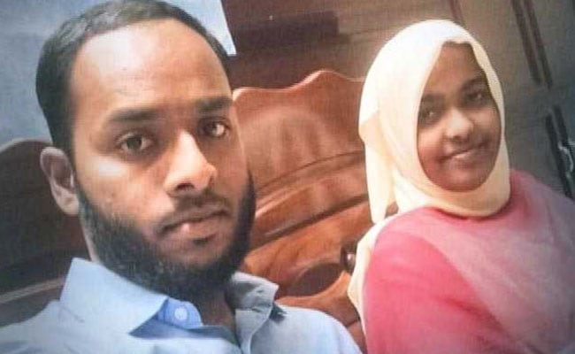 'Muslim By Choice, Want To Live With Husband': Hadiya Tells Top Court