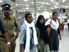 """Want To Live With My Husband"": Hadiya Before Taking Delhi Flight"