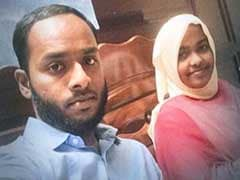 With Heavy Police Escort, Hadiya Goes To Airport To Take Delhi Flight