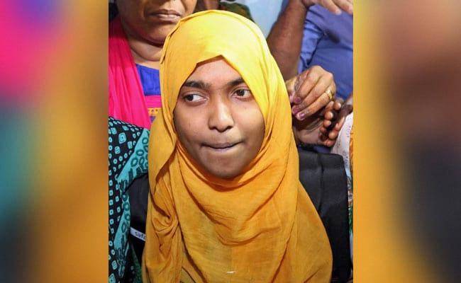 Hadiya 'still' struggling for her 'freedom'