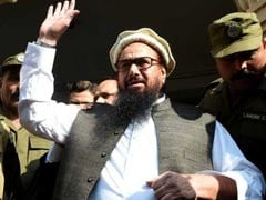 "Report On Xi Jinping's Advice On Relocating Hafiz Saeed ""Shocking"": China"